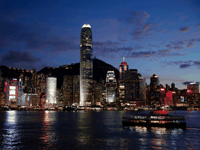 """""""It looks as if China is now applying its citizenship law to Hong Kong and forcing people to declare who they are,"""" says a former Canadian ambassador."""