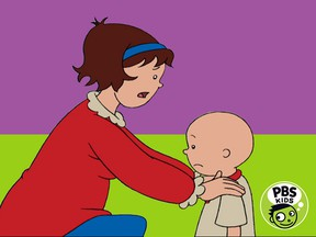 Caillou has been cancelled.