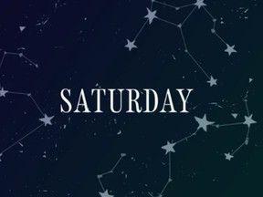 saturday_horoscope