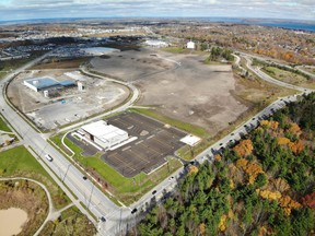 Horne Business Park, with fully-serviced industrial lots, is open for business.