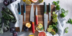 Zwilling's colourful collection