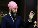 NDP Leader Jagmeet Singh says the IHRA's anti-Semitism working definition can serve as a useful but non-binding educational tool.