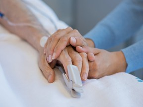 """COVID infections and death rates in Ontario's LTC homes were """"among the worst in the world."""""""