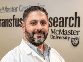 """Canada felt like it was protected from this,"" McMaster University's Ishac Nazy said of COVID vaccine-induced blood clots."