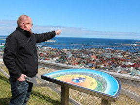 File photo: St. Pierre and Miquelon are located just 25 km from Newfoundland's Burin Peninsula. JANIE ROBINSON PHOTO