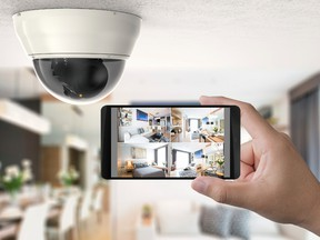 Smart home devices — pieces of technology that can watch and/or listen in for cues from occupants inside the home — are often employed by sellers during viewings.