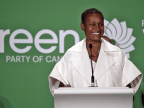 Green Party of Canada Leader Annamie Paul