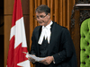 Speaker of the House of Commons Anthony Rota.