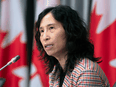 Canada's Chief Public Health Officer Theresa Tam.