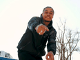 Dayne Sitladeen, better known as Toronto rapper Yung Lava, stars in a series of music videos, several of them released while he was a fugitive wanted for murder.