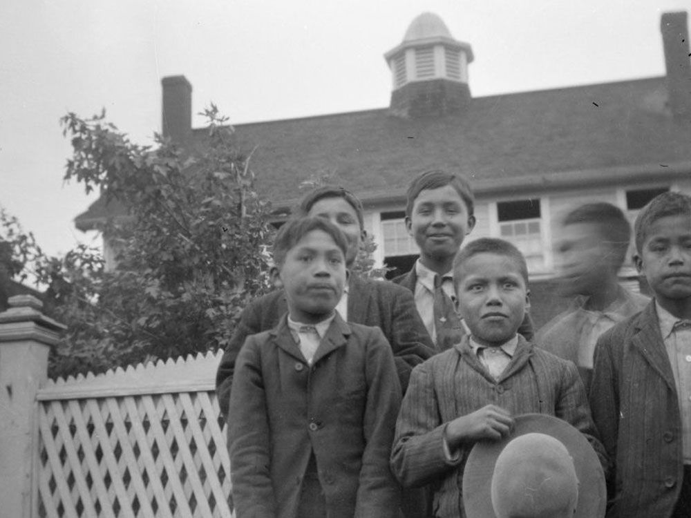 'I learned how to hate': What it was like to attend Kamloops Indian Residential School