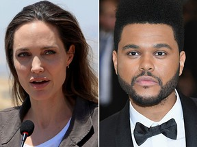Neither Angelina Jolie nor The Weeknd have responded to requests for comment on their appearances together.