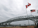 As the Canadian government outlined its plans to relax border rules, when and how the U.S. will follow suit remained unclear.