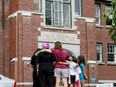 The Catholic Church apologized 'unequivocally' on Sept. 24 to Canada's indigenous peoples for a century of abuses at church-run residential schools set up by the government to assimilate them into the mainstream.