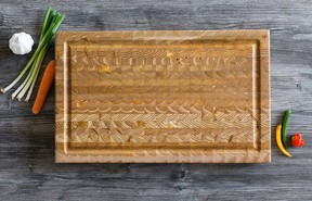 A good cutting board is a kitchen must-have.