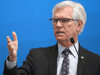 Liberal MP Jim Carr, who was Justin Trudeau's special representative for the Prairies.