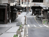 New Zealand will phase out a COVID-19 lockdown in Auckland that led to a largely deserted city when enacted in August. (Picture taken August 26, 2021.)