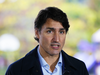 Prime Minister Justin Trudeau pictured on Thursday. A new Pew Research Centre survey has found that Canadians are incredibly satisfied with their democracy, even as their approval ratings for politicians within that democracy remain disproportionately low. See more details in Data Nerd, below.