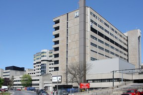 Kingston Health Sciences Centre's Kingston General Hospital site.