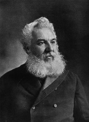 Alexander Graham Bell received a letter from his mother about the grand ball.