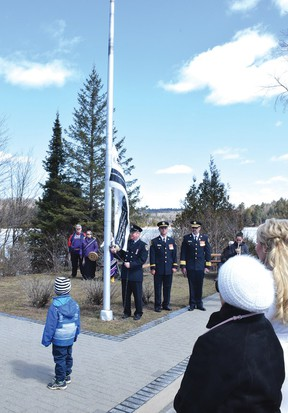 Day of Mourning draws many to Miners Memorial