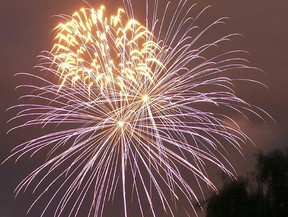 Woodstock is lifting a temporary ban on the sale and use of fireworks for Canada Day. The city announced Wednesday the sale of fireworks will be allowed to start June 24.