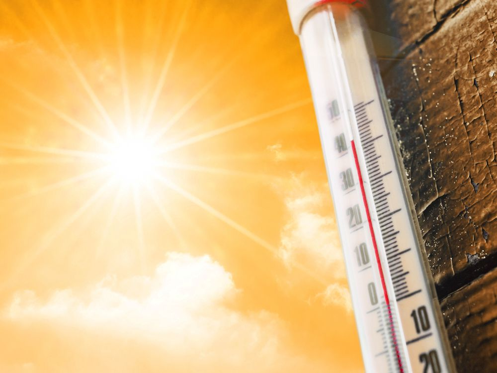Heat warning extended for the Sudbury area