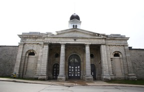 The doors to the historic Kingston Penitentiary were closed on Tuesday May 7, 2019 but on Wednesday Canada's now-closed oldest prison will open for tours through the 184-year-old facility.  Ian MacAlpine/The Whig-Standard/Postmedia Network