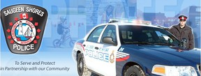 Brass knuckles, a spring-loaded knife and suspected Fentanyl were seized by Saugeen Shores Police Service officers in two incidents Jan. 23.