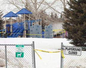 Sign of the Times Last week, Millet Town Council and Wetaskiwin City council announced the closure of playgrounds in both communities in the next step toward slowing the spread of COVID-19. Christina Max