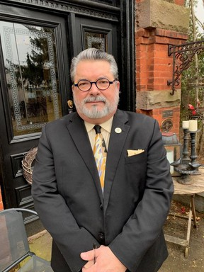 Brant Mayor David Bailey Submitted
