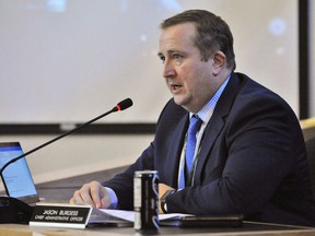 Jason Burgess is CAO of Norfolk County. Reformer file photo
