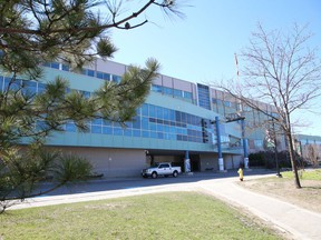 College Boreal campus in Sudbury, Ont. on Wednesday May 20, 2020.