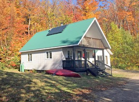 John Langford is booking reservations for cabins and cottages at  Voyageur Quest Algonquin Log Cabin on the northwest corner of Algonquin Park after the province lifted the restriction Thursday on short-term rentals. Supplied Photo