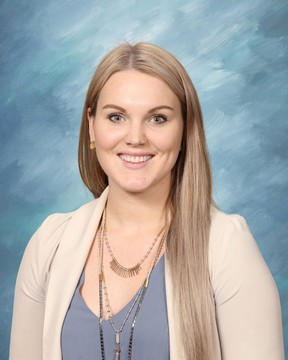 Taylor Hanley will be PRSD's divisional inclusive education co-ordinator effective at the start of the 2020-2021 school year.