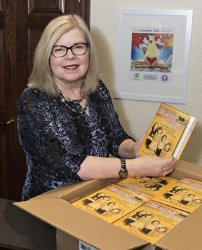 Brantford author Marsha Forchuk Skrypuch was won two awards for her book, Too Young to Escape, which captures the story of Van Ho, who had to stay behind after her family left Vietnam. Van is listed as the book's co-author.