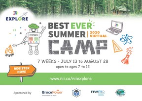 Oh, to be a kid with access to a computer. The Best Ever Summer Camp is a free virtual seven-week camping experience for kids aged 7-12.