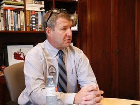 Sean Monteith, Director of Education for Hastings and Prince Edward District School Board, stated in a letter to students and parents the board continues to discuss what options work best for the planned reopening of schools this fall. FILE PHOTO