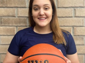 Brantford Collegiate Institute's Lindsay Bonucchi will be attending Loyalist College, where she will play for the women's basketball team.