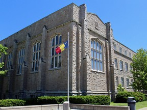 Queen's University's John Deutsch University Centre, which serves as the student life centre and is also a residence. Residence guidelines will include a no-guest policy, and certain buildings will be dedicated to students who need to self-isolate. (Matt Scace/For The Whig-Standard)