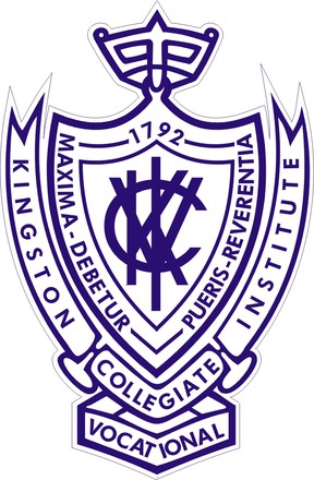 Kingston Collegiate (KCVI) Logo