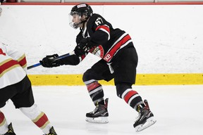 Burford's Emma Woods has signed with the NWHL's Toronto Six.