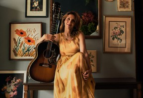 """Krista Hartman is a musician and a former Peace River resident. Her new single, """"I'm Your Garden,"""" came out June 15."""