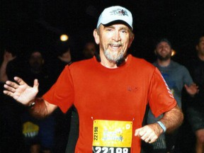 Chatham-Kent Police Service Const. Rob Herder was an avid runner, which helped him out-run rookies on occasion during his 43-year career in policing. The officer died June 29 following a cancer diagnosis. He was 64. Handout