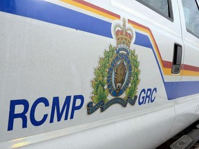 A Postmedia file photo of an RCMP cruiser.