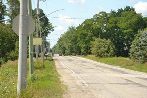 Stratford council voted Monday to cancel a 2020 asphalt resurfacing tender for the north end of O'Loane Avenue to allow the work to be done in conjunction with an upcoming $9.5 million extension of the O'Loane Avenue trunk sanitary sewer. (Galen Simmons/The Beacon Herald)