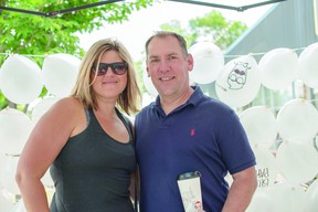 The Downtown Business Association hosted their second Fourth Friday Downtown Party on July 24. (Photo courtesy Mister Social)