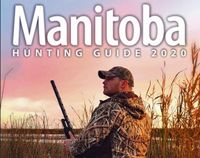 The cover of the Manitoba Hunting Guide 2020. (supplied photo)