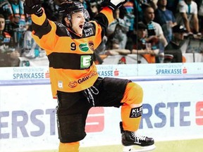 St. George's Matt Garbowsky recently completed his second season playing for Graza EC in the Austrian Hockey League.