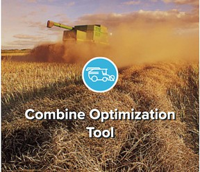 Try the Combine Optimization Tool at canolacalculator.ca. It provides guidelines to set the combine to meet targets for grain loss, grain sample quality and/or productivity.